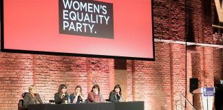 Women's Equality Conference 2016